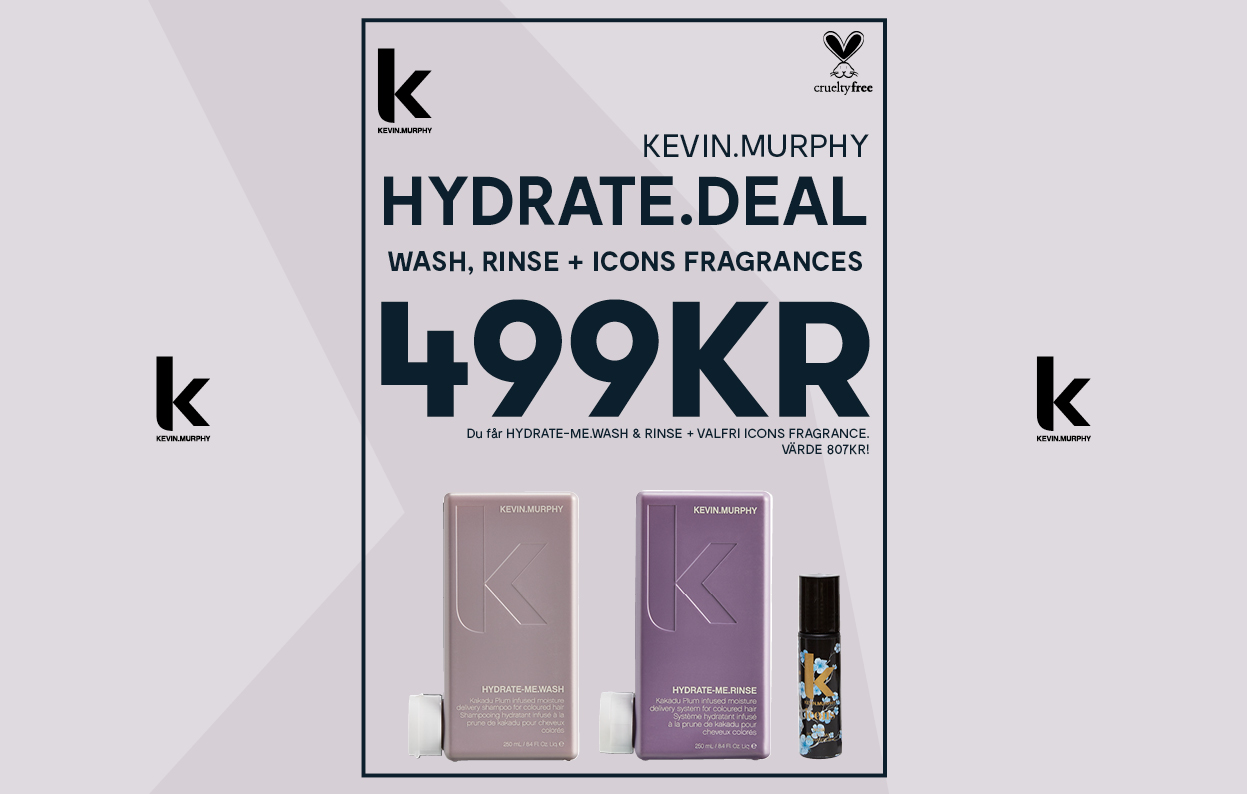 Konkavskylt Risbergs Hydrate Duo Icons